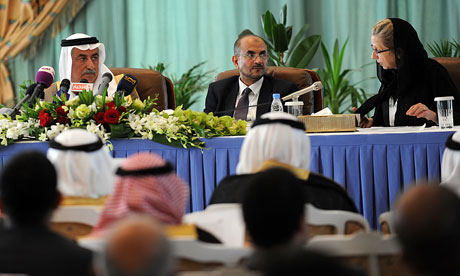 Saudi Arabia's Finance Minister Ibrahim