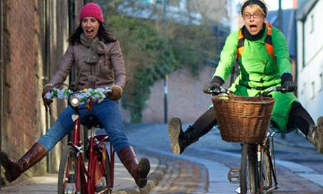 Bike Blog - Roads Were Not Built For Cars