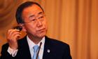 Ban Ki-moon: climate agreement tops 2013 wishlist