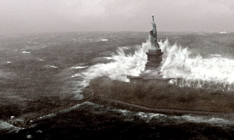 Statue of Liberty 'will be lost to sea level rise' – Global warming to put Statue of Liberty underwater by 4000 AD, says new warmist study
