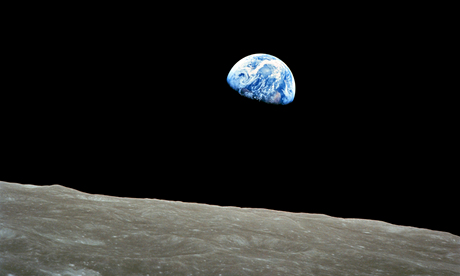 IPCC report in Berlin last call for climate mitigation : Earthrise