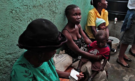 G : Nutrition in Haiti : scanning child for malnutrition in Haiti