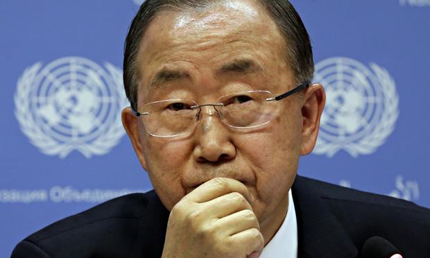 Ban Ki-moon to join climate change march