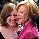 Kelly Macdonald, Maggie Smith at LFF screening of Gosford Park