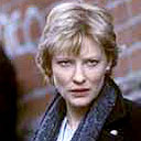 Cate Blanchett as Veronica Guerin