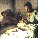 Blind Fight, a film about Brian Keenan and John McCarthy's time in captivity in Beirut