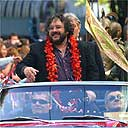 Peter Jackson at the Wellington premiere of The Return of the King
