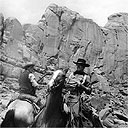 Henry Ford in The Searchers
