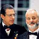 The Life Aquatic: Jeff Goldblum and Bill Murray