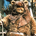 Ewok from Return of the Jedi