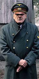 Bruno Ganz as Hitler in Downfall