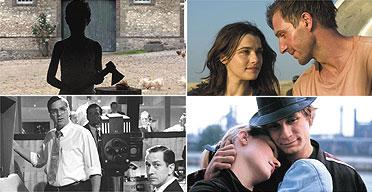 London film festival picks: Hidden, The Constant Gardener, L'Enfant, Good Night, and Good Luck