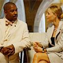 Denzel Washington and Jodie Foster in Inside Man