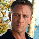 Daniel Craig as Bond in Casino Royale