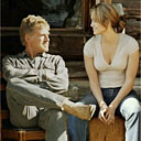 An Unfinished Life starring Robert Redford, Jennifer Lopez and Morgan Freeman