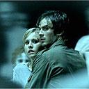 Kristen Bell and Ian Somerhalder in Pulse (2006)
