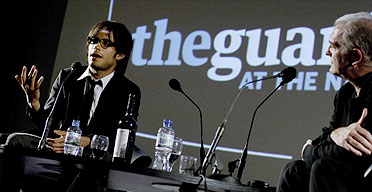 Gael Garcia Bernal, Guardian interview,  NFT