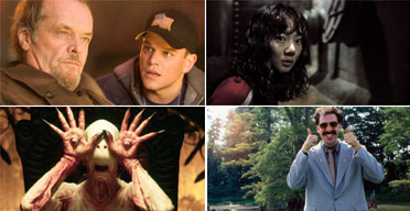 Films of 2006: The Departed, The Host, Borat and Pan's Labyrinth