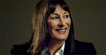 Anjelica Huston at the NFT