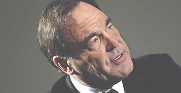 Oliver Stone at the NFT