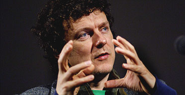 Michel Gondry at the NFT