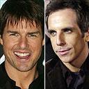 Tom Cruise and Ben Stiller