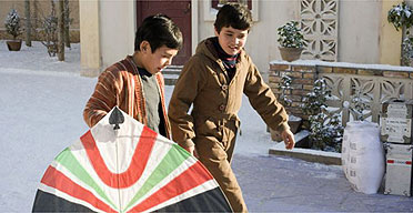 the kite runner book review guardian