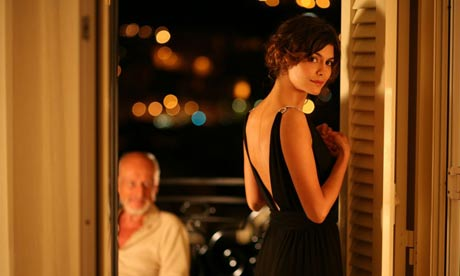 A scene from Priceless, starring Audrey Tautou