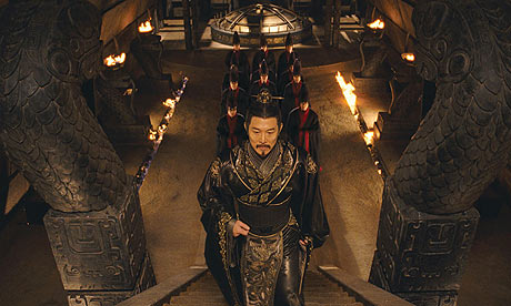 the dragon emperor