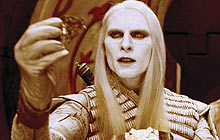 Prince Nuada, a character in Hellboy II: The Golden Army