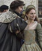 Jim Sturgess as George and Natalie Portman as Anne Boleyn in The Other Boleyn Girl