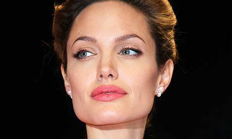 a moment in the world angelina jolie. Angelina Jolie