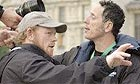 Ron Howard directing The Da Vinci Code