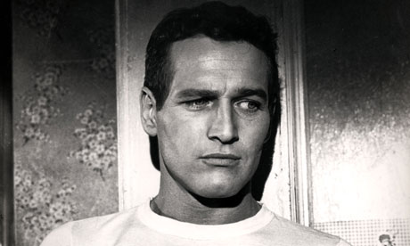 Paul Newman in The Hustler