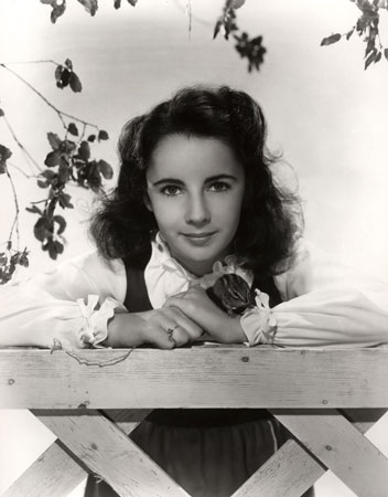 Elizabeth taylor a life in pictures film the guardian