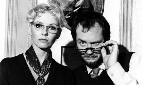 Pamela Stephenson and Kenny Everett in Bloodbath at the House of Death