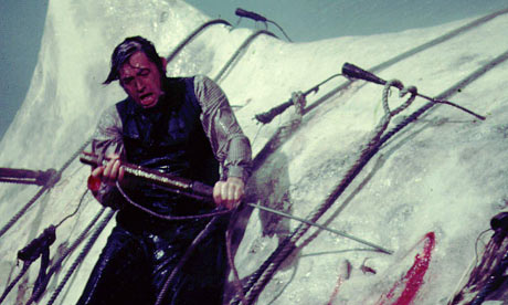 the portrayal of ignorance in moby dick For effects, roddam used a three-sectioned moby dick, added computer graphics, and shot pequod footage in a tank at an australian military base tv guide described stewart's performance as patrick stewart flexes his rsc credentials with a typically intense portrayal of ahab.