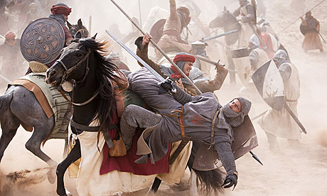 historical accuracy in the movie kingdom of heaven Kingdom of heaven is a 2005 film directed by ridley scott and starring  while  some of the broader context is historically accurate, most of the details are.