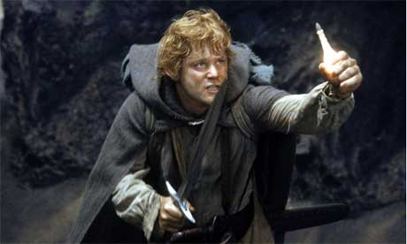 Sean Astin as Samwise Gamgee in The Lord of the Rings: The Return of the