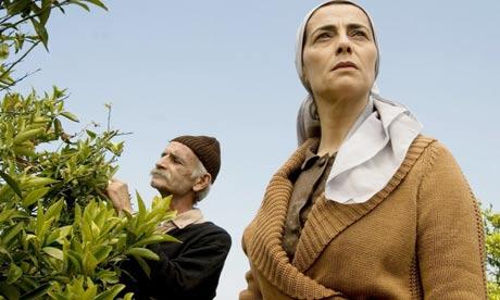 Scene from Eran Riklis's Lemon Tree