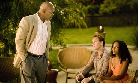 Lakeview terrace film the guardian for Movies at the terrace