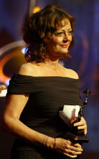 Susan Sarandon at the 32nd Cairo international film festival