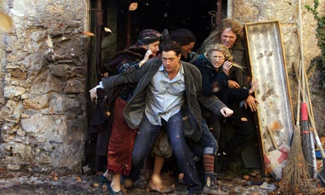 A scene from the film Inkheart