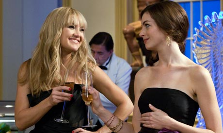 Bride Wars (2009) with Kate Hudson and Anne Hathaway