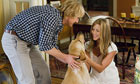 Owen Wilson and Jennifer Aniston in Marley & Me