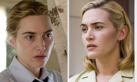 kate winslet the reader. Kate Winslet in The Reader and
