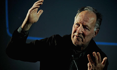 Werner Herzog in Guardian interview at BFI Southbank