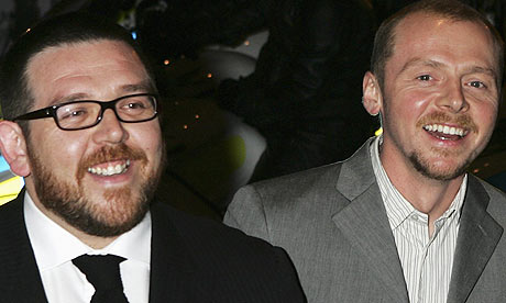 Pegg and Frost cast in Spielberg's 3-D Tintin film | Film ...