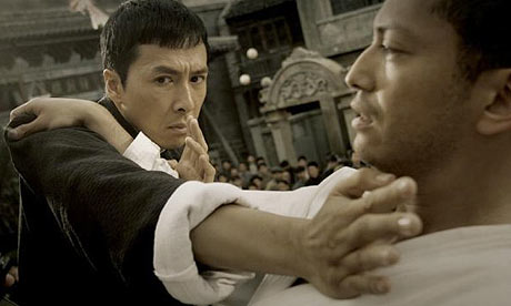 Scene from Ip Man (2008)