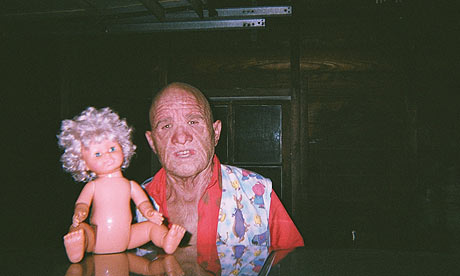 Scene from Trash Humpers, directed by Harmony Korine